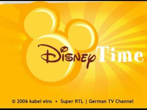 Disney Intro - German TV