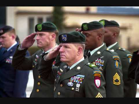 BALLAD OF THE GREEN BERET CHORDS by Barry Sadler ...