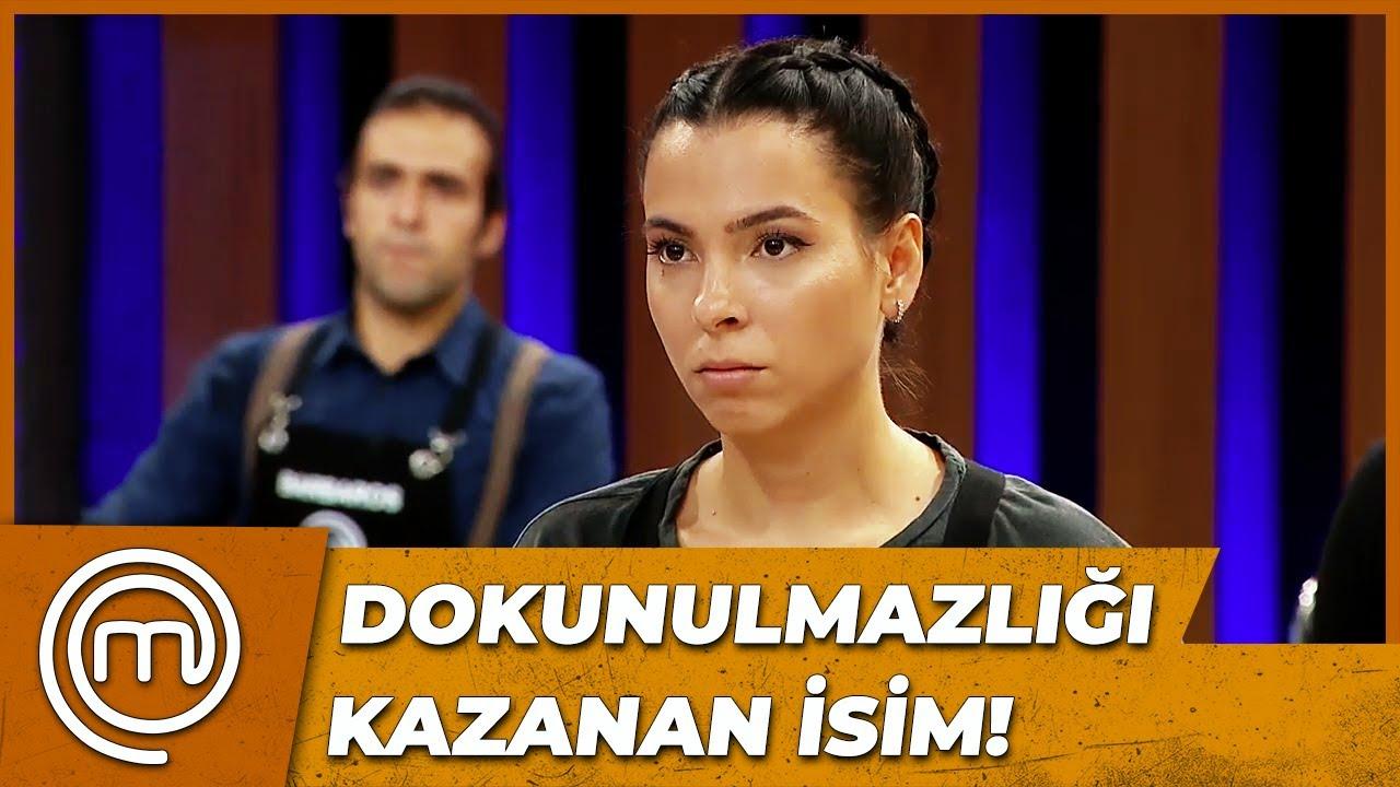 BİREYSEL DOKUNULMAZLIK OYUNU   MasterChef Türkiye 44. Bölüm