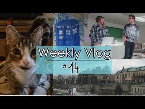 Dresden, Hamburg, Turn On, Besuch in Berlin, ... | Weekly Vlog #14