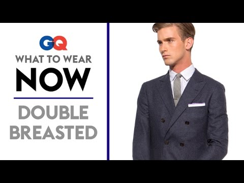 How To Wear A Double–Breasted Suit – What To Wear Now | Style Guide | GQ