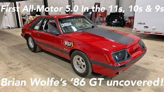 Unreal - Historical Foxbody 5.0 Uncovered! Brian Wolfe