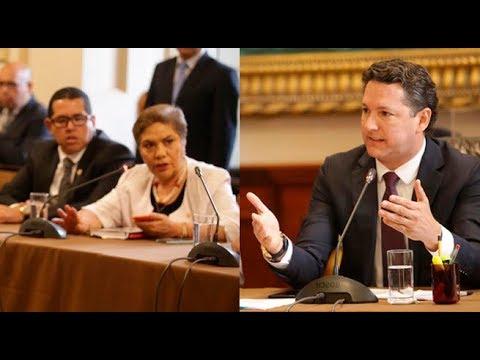 Congreso: el enfrentamiento de Salaverry y Fuerza Popular en el Consejo Directivo | 90 Central