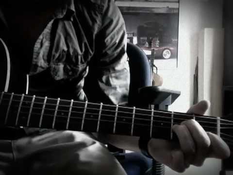 Leichte Lieder für Gitarre lernen Johnny Cash - Hurt