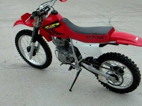 2002 XR200 $1500 FOR SALE WWW.RACERSEDGE411.COM - YouTube
