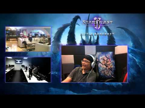 Starcraft II : Little Barcraft 2015