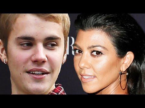 Justin Bieber & Kourtney Kardashian Back On?
