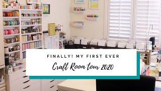 Craft Room Tour 2020