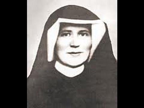 Sor Faustina y la Divina Misericordia