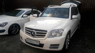 Отчет для клиента  Почти мертвый Mercedes GLK