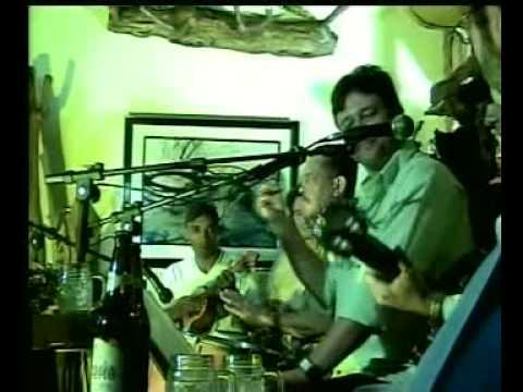 Fernando Sales e Samba trio acompanhando uaid Sírio na música Avohai de Zé Ramalho