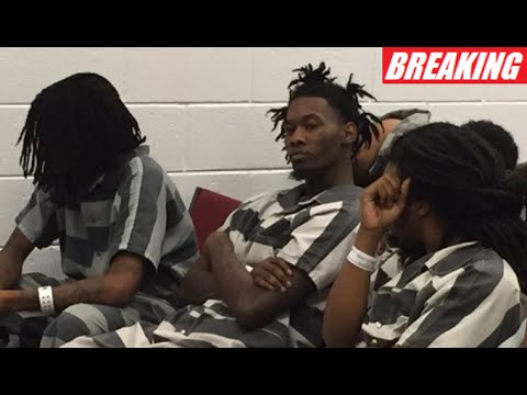 Migos Offset Denied Bail in Statesboro Jail On Drug And Weapons Charges