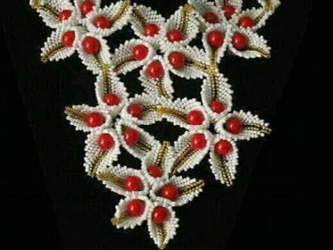the tutorial on how to make this beautiful beads