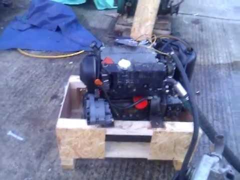 Lombardini 903M 25hp Marine Diesel Engine
