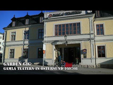 Life of the Mobile DJ - Old Theatre Östersund 160708 - GoPro Timelapse