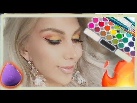 Maquillaje full color primavera verano - bh cosmetics take me back to brazil