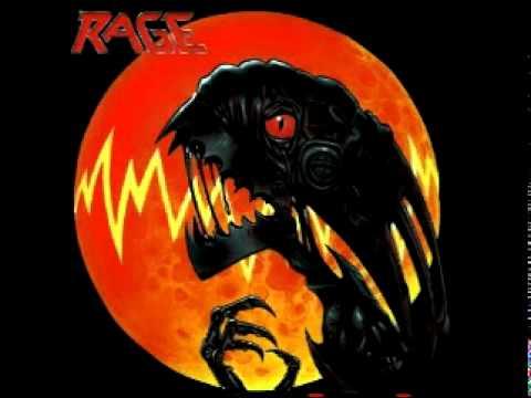 Клип Rage - Ashes