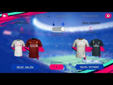 Game Android Offline FIFA 14 Mod FIFA 19 Up 2020 + Mini Kits And Kits Link + Cara Install - 동영상