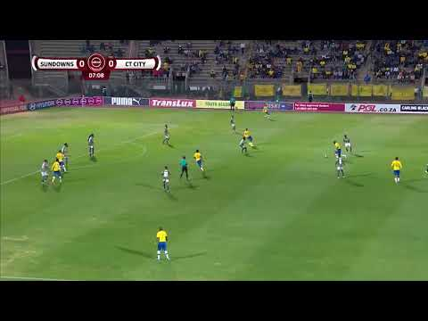 Hlompho Kekana's Rocket (Goal) against Cape Town City
