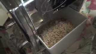 making Oat mill at home from Oat Groats