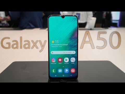 Samsung Galaxy A50 и A30 - Обзор