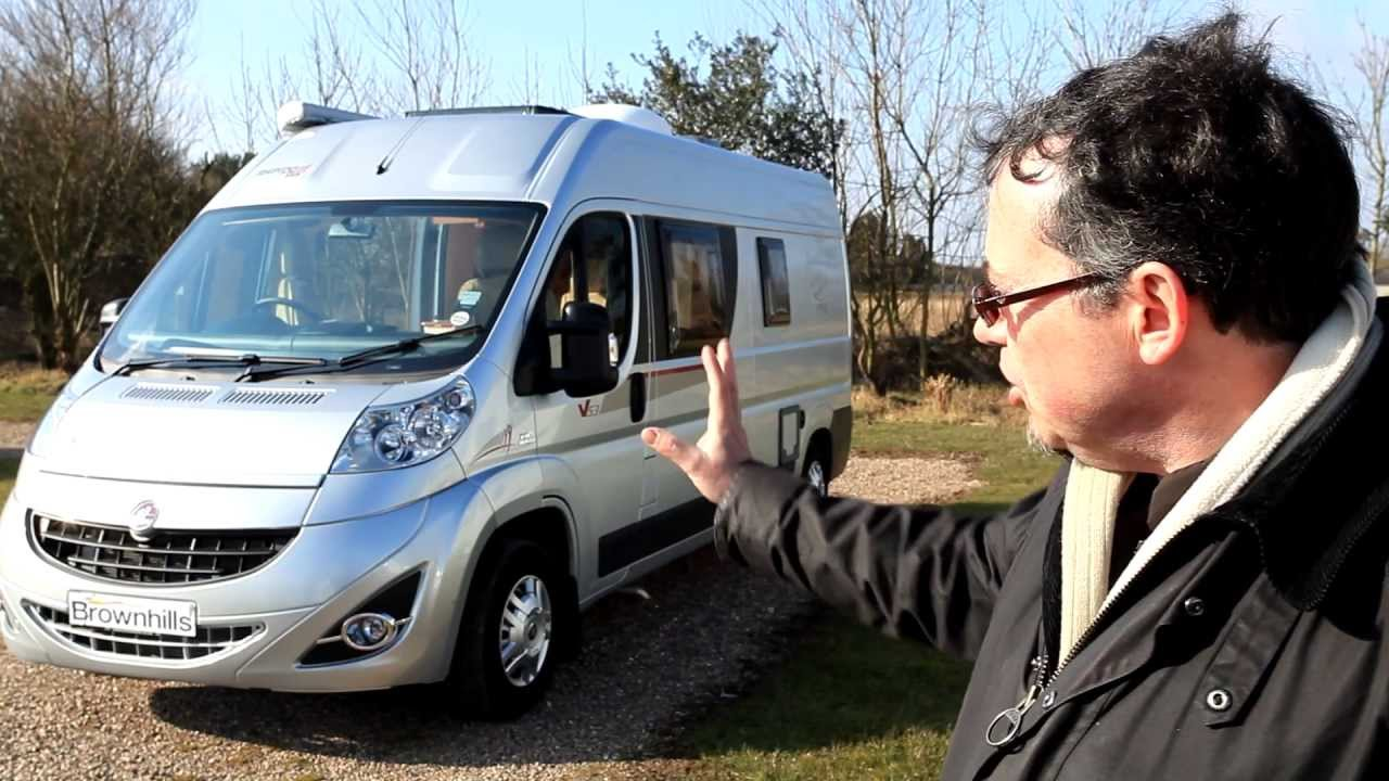 Van Conversion Review Rapido V53 Which Motorhome Magazine