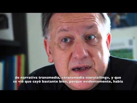 """DEFINICIÓN """"TRANSMEDIA"""" SCOLARI"""
