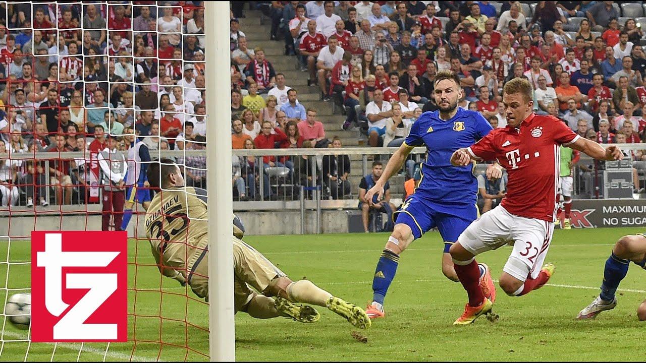 Fc Bayern Munchen Der Lauf Von Joshua Kimmich
