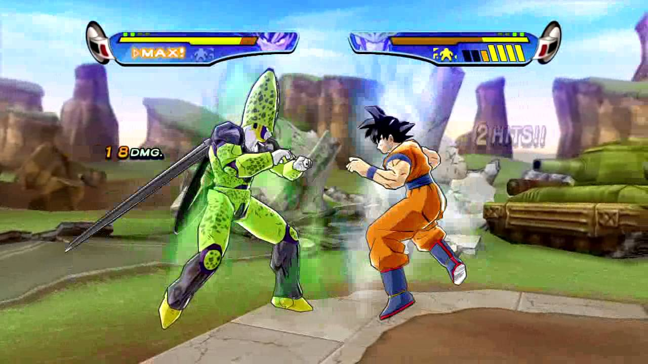 Image result for dragon ball z budokai 3
