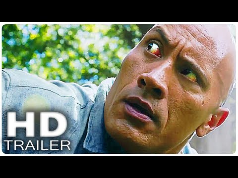 JUMANJI 2: WELCOME TO THE JUNGLE Trailer (2017)