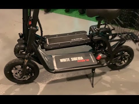 Электросамокат WS Mini 500W