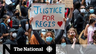 Anti-racism protests held across Canada