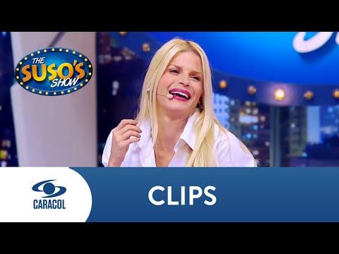 Mary M�ndez habl� de la conexi�n con su hermana gemela | The Susos Show