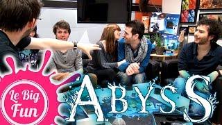 Big Fun #03 - ABYSS avec Jiraya, Skyyart, Chelxie, Xari et Kenny