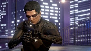 Sleeping Dogs Square Enix Character Pack