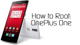 How to Root the OnePlus One and Unlock Bootloader and Install Custom Recovery