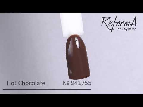 Обзор гель-лака Reforma, Hot Chocolate 941755