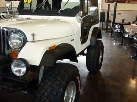 1980 jeep cj5 sold sun valley auto club youtube. Black Bedroom Furniture Sets. Home Design Ideas