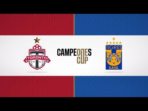 Campeones Cup Highlights: Tigres UANL at Toronto FC - September 19, 2018