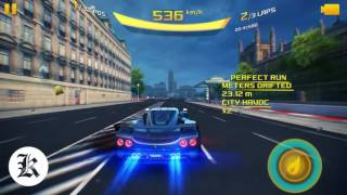 Asphalt 8 | Arash AF10 Vs. TRION NEMESIS 32 Player Race !!