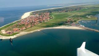 Flight Trip Ostfriesische Inseln