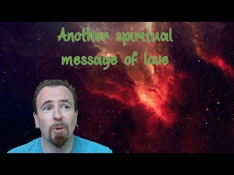 Another love message - Messages from Jesus and reflections - Youtube and Patreon News