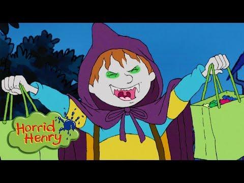 Horrid Henry - Trick or Treat | Videos For Kids | Horrid Henry Full Episodes | HFFE