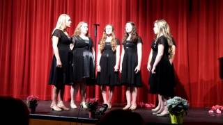 Singing For Graduation Party