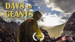 DAYS of GÉANTS Documentary film | Дани Дивова  Документарни филм | Tor des Geants
