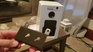 Installing Dolby Atmos DTS X height speakers SVS Prime Elevation