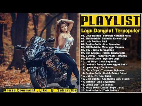 20 Lagu Dangdut Terbaru 2017 & 2016 - Lagu Dangdut Paling Enak Di Dengar