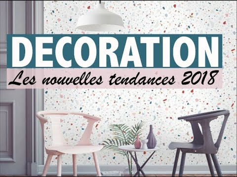 tendance deco 4 tendances mobiliers 2017 2018 automne hiver youtube. Black Bedroom Furniture Sets. Home Design Ideas