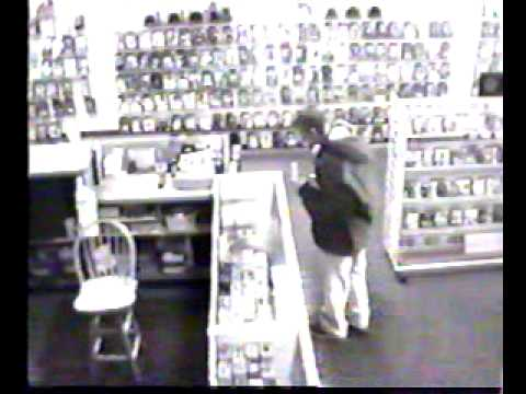 Video Game Exchange Store Robbery