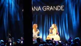 Ariana Grande Secret Show In London Q&A